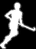 Field Hockey player
